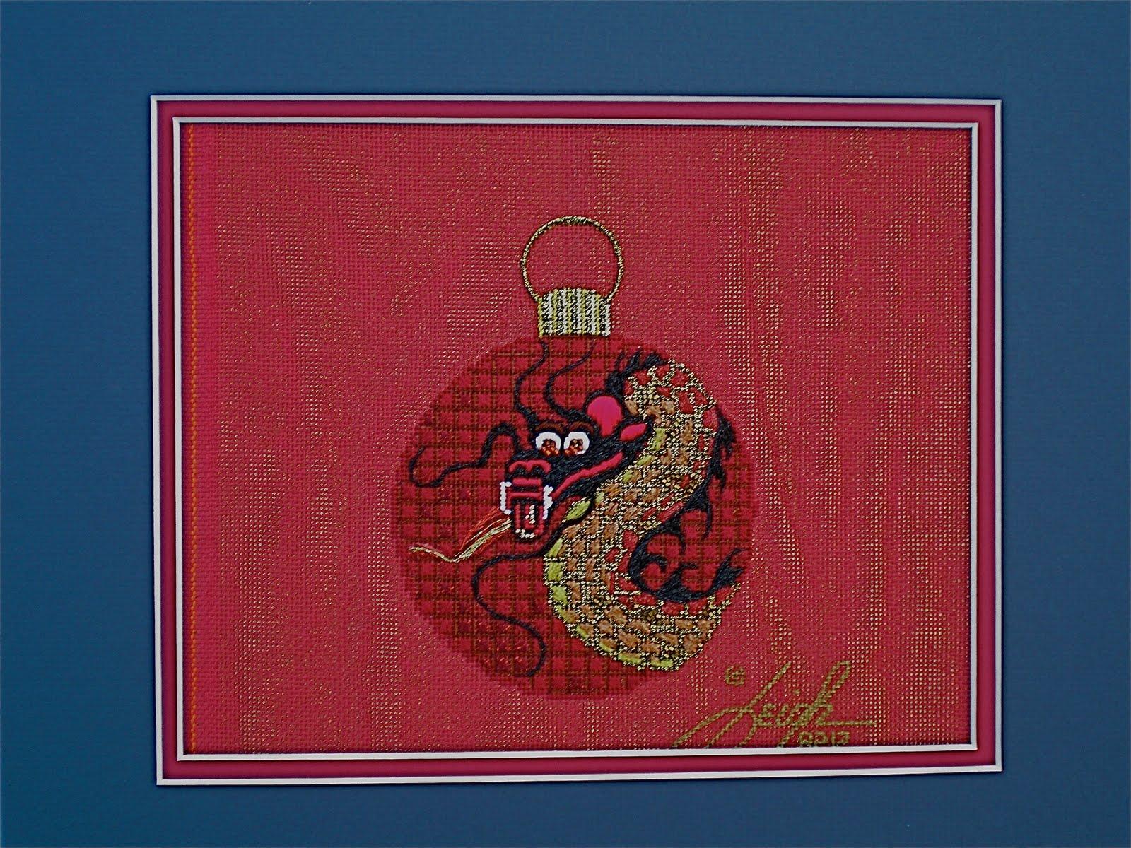 pepita Black Eyed Susan Needlepoint Canvas Large