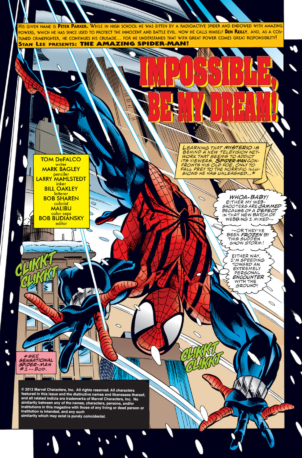 The Amazing Spider-Man (1963) 408 Page 1