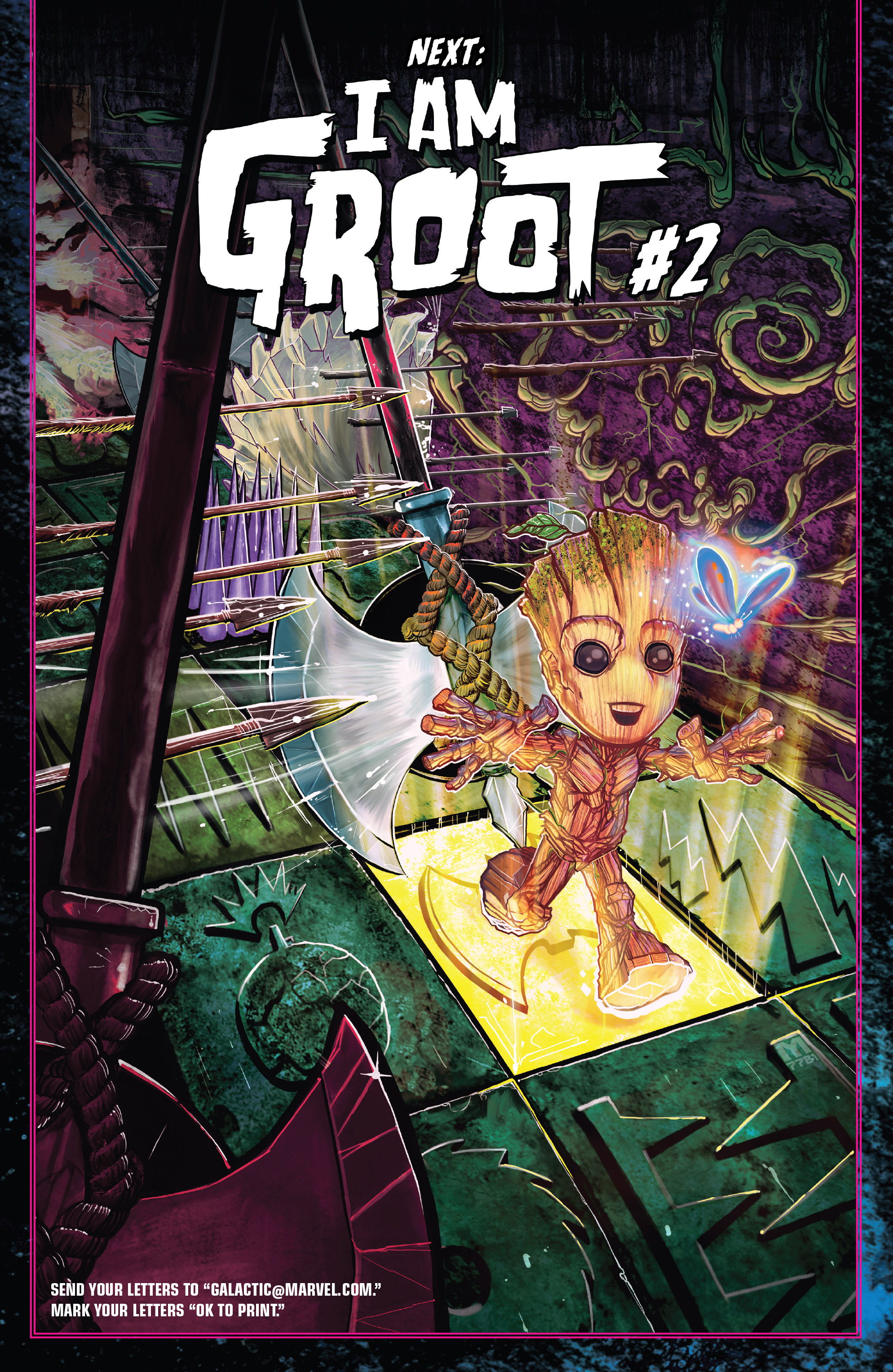 Read online I Am Groot comic -  Issue #1 - 22