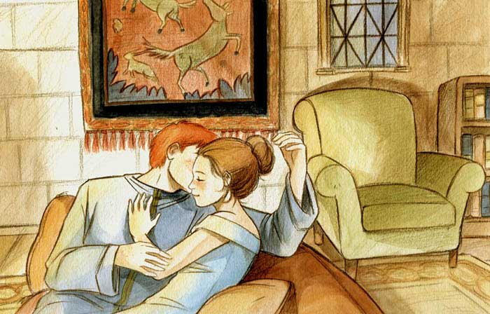 Fred And Hermione Pregnant Fanfiction