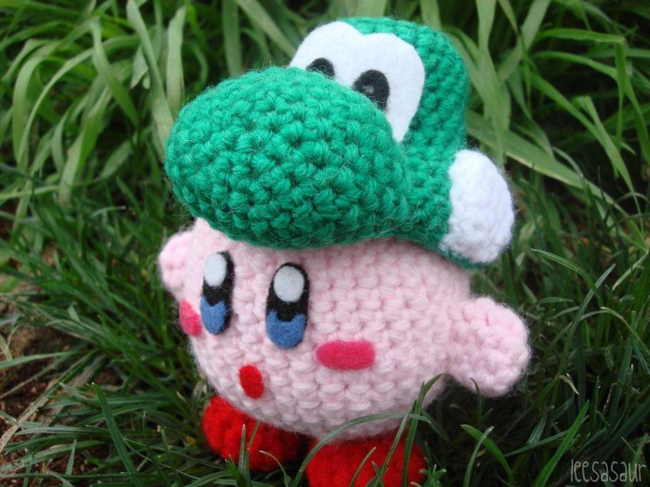 Kirby Amigurumi | Kirby Amino | 684x912