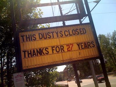 Dusty's BBQ Near Emory, Now Closed!~ RepeatATLANTA.com