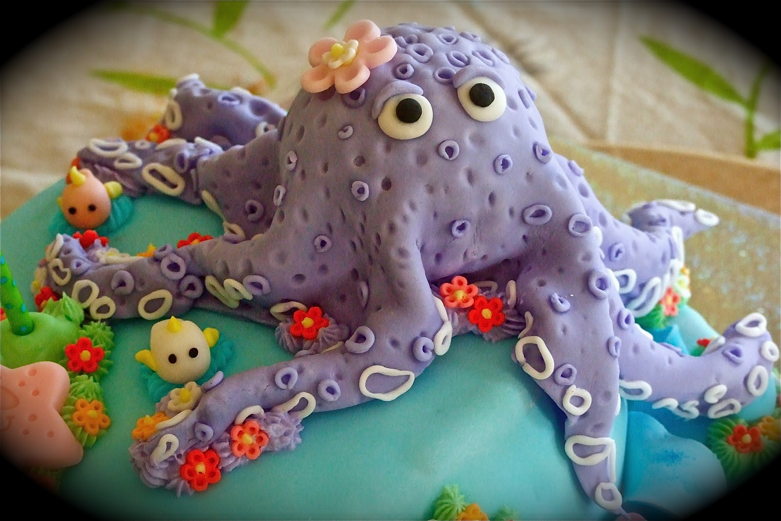 Dream Cakes: Under The Sea Cake