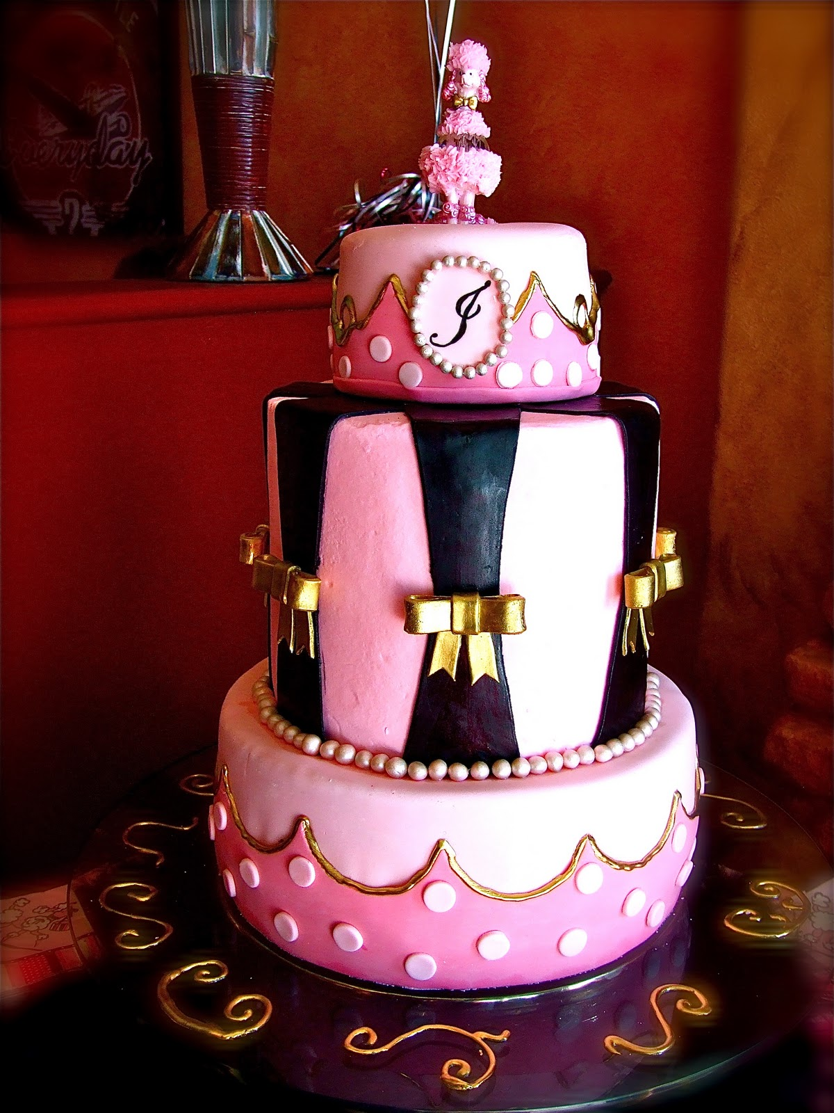 Dream Cakes Paris Party
