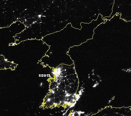 Earth Hour In North Korea A Stunning Success Watts Up With That