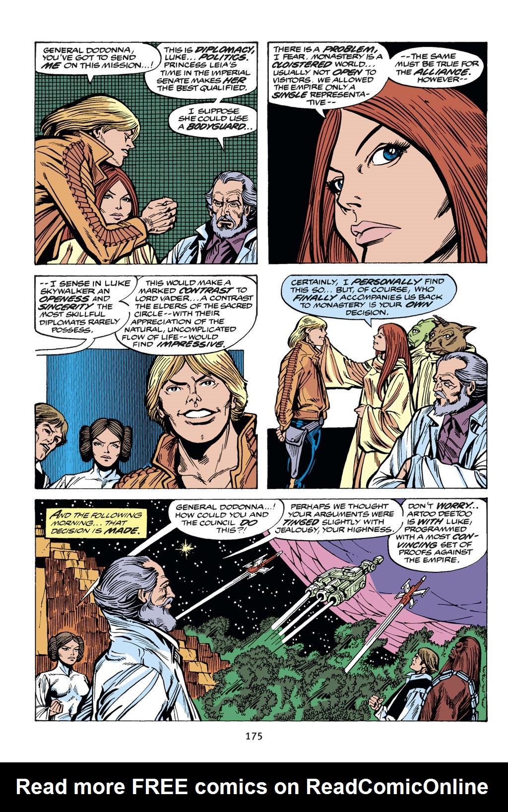 Read online Star Wars Omnibus comic -  Issue # Vol. 14 - 174