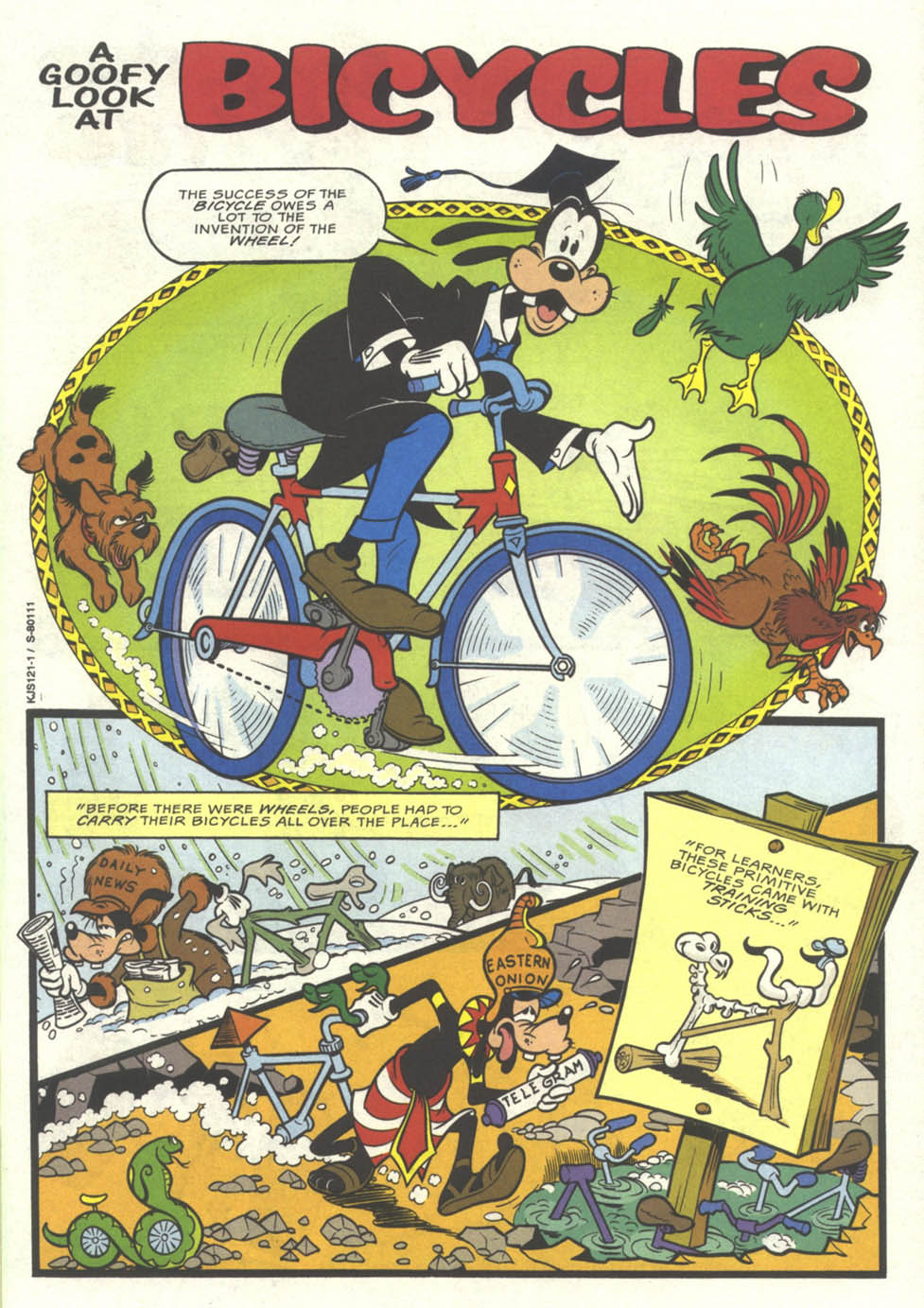 Walt Disney's Comics and Stories issue 576 - Page 15