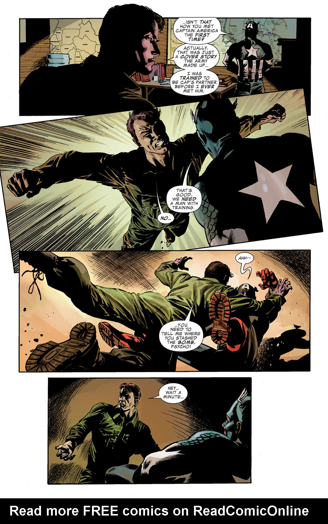 Captain America (1968) 603 Page 16