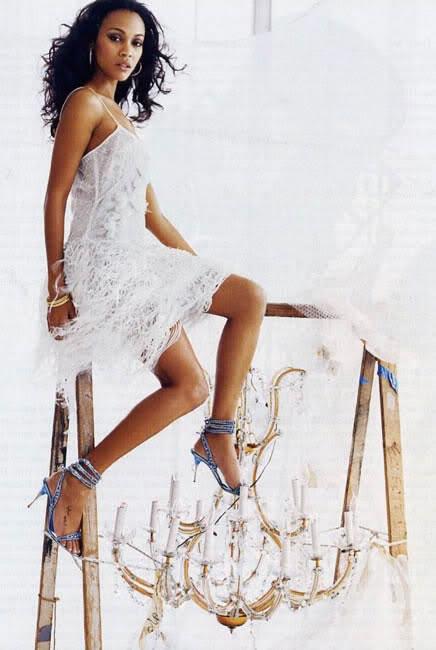 Cute Tween Wallpapers Celebrity Blog Zoe Saldana Wallpapers And Images
