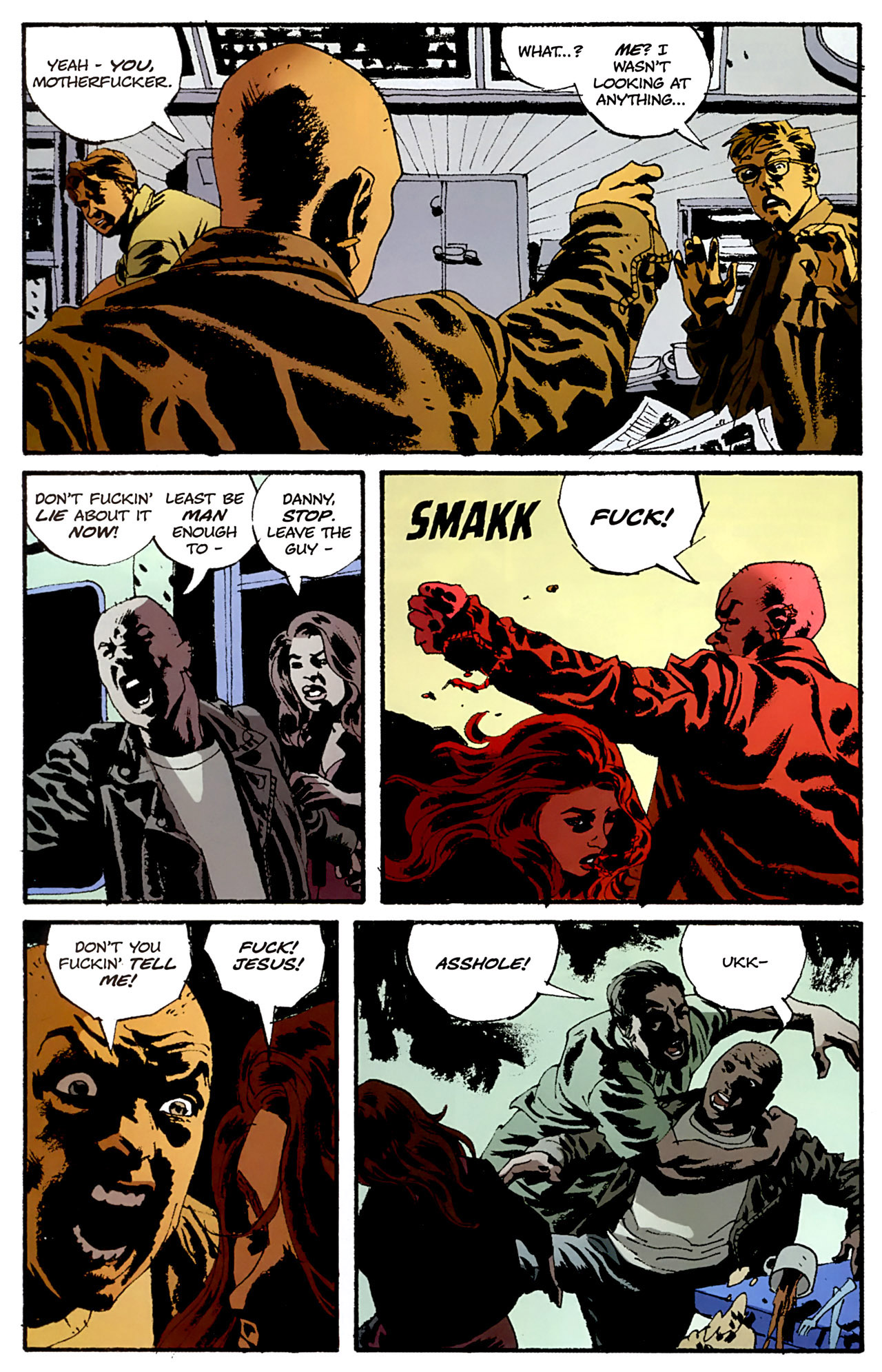 Read online Criminal (2008) comic -  Issue #4 - 12