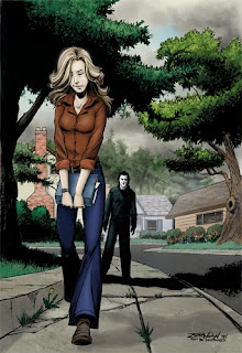 Halloween comic from Devil's Due