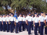 USAF Graduation from boot camp