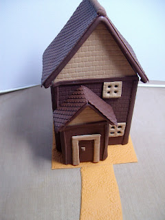Makin's Clay House