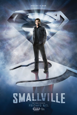 Season 10 of Smallville - Superman