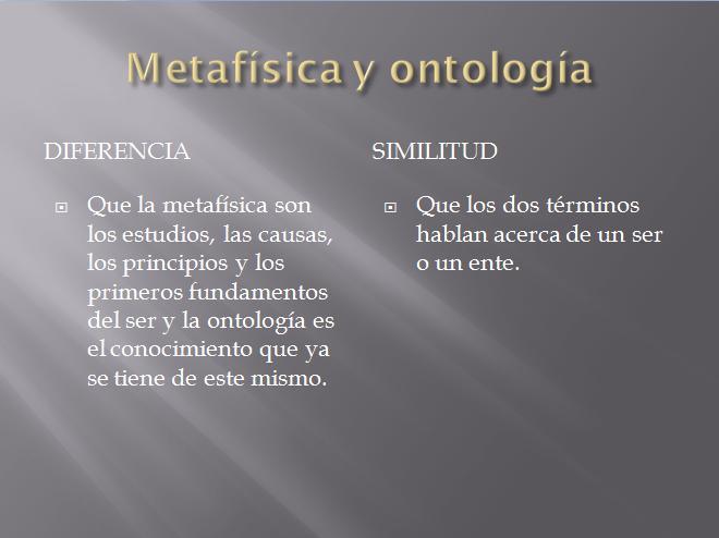 Metafisica Significado Filosofico Seonegativo Com