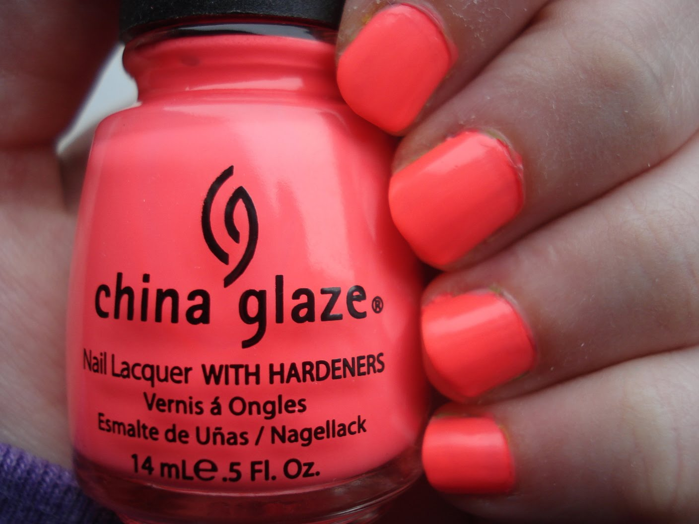 Productrater China Glaze Poolside Collection Bottle Pics Swatches And Review