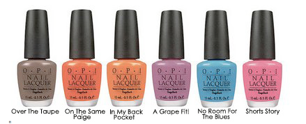 Productrater Opi Bright Pair Paige Denim Collection
