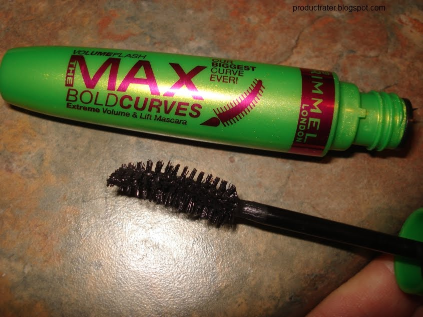 d44d75eadcc Productrater!: Mascara Monday: Rimmel Volume Flash The Max Bold ...