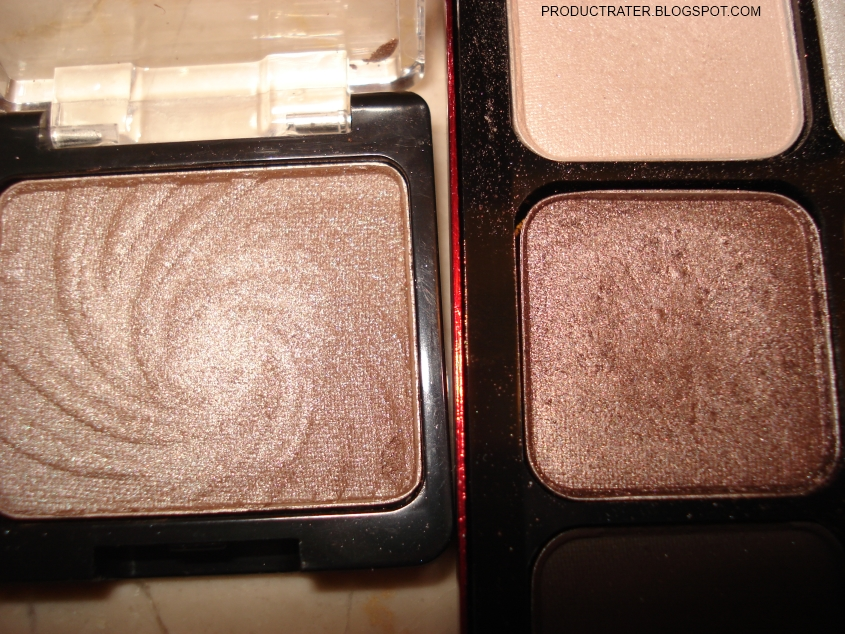 Productrater!: Wet N Wild Nutty: A Dupe of MAC's Satin Taupe?