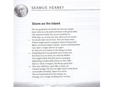 """An analysis of """"Follower"""" by Seamus Heaney"""