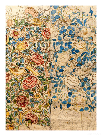 William Morris Wallpaper William Morris Wallpaper Wall