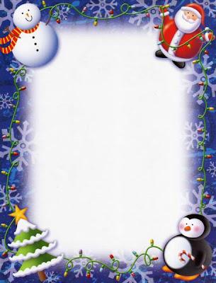christmas page borders - photo #43