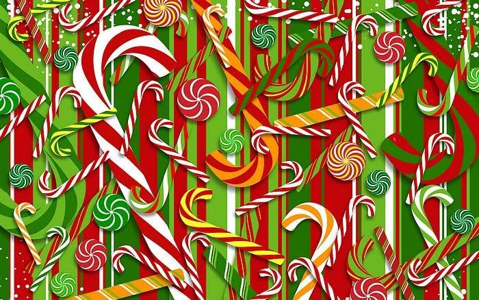 Free Christmas Desktop Wallpapers Christmas Candy Desktop