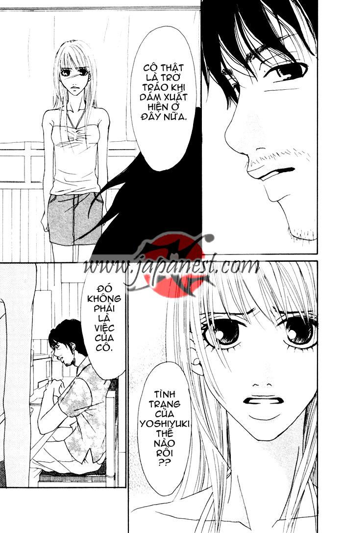 Deep Love - Ayu no Monogatari chap 6 - Trang 27