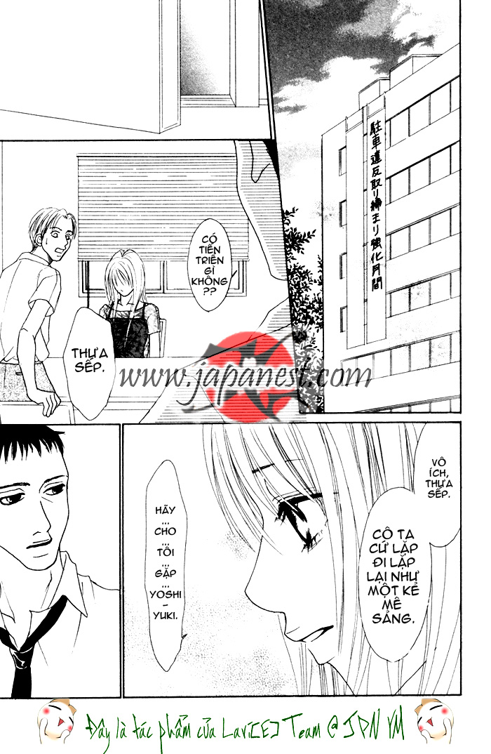 Deep Love - Ayu no Monogatari chap 6 - Trang 13