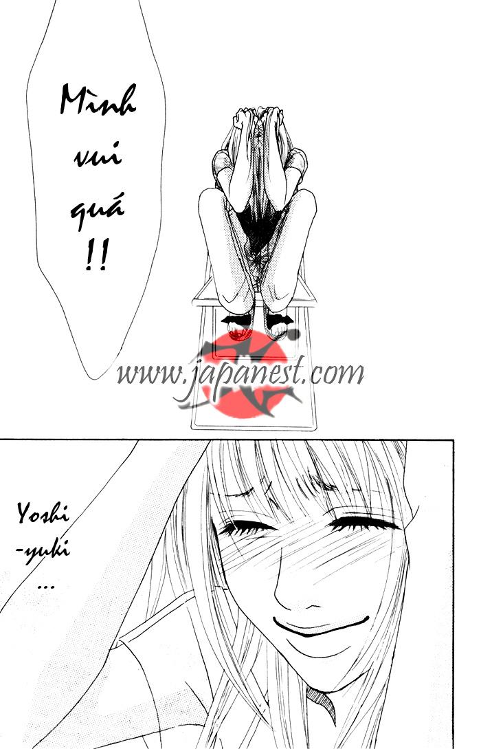 Deep Love - Ayu no Monogatari chap 6 - Trang 15