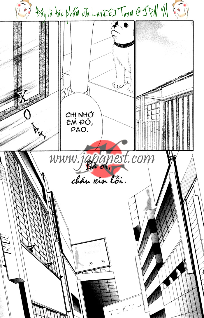 Deep Love - Ayu no Monogatari chap 6 - Trang 43