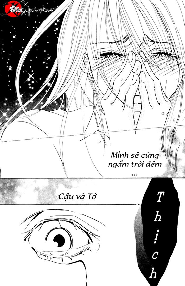 Deep Love - Ayu no Monogatari chap 8 - Trang 27