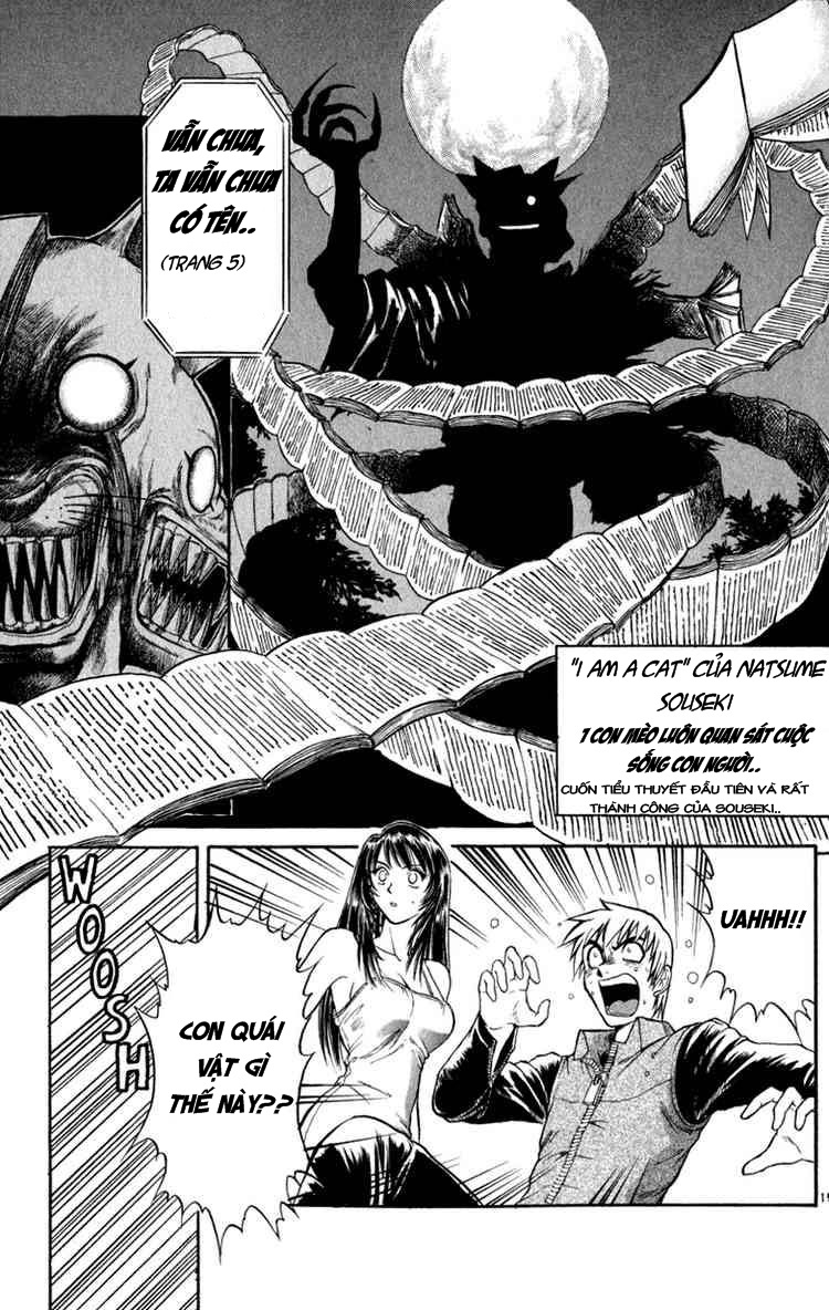 Aoi Destruction chap 4 - Trang 15