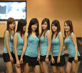 Kuta bar girls