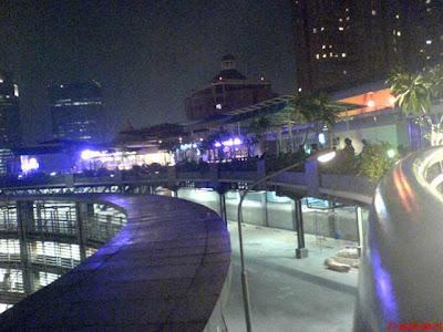 Sky Dining Plaza Rooftop Semanggi (Plaza Semanggi, 10th
