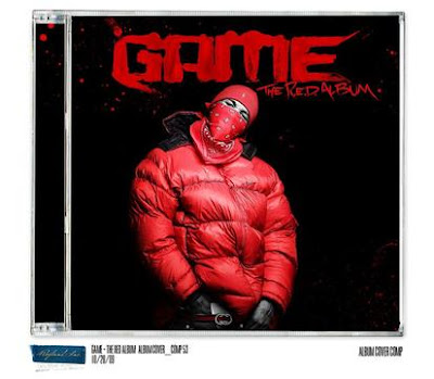 Game - RED Album Capa Oficial