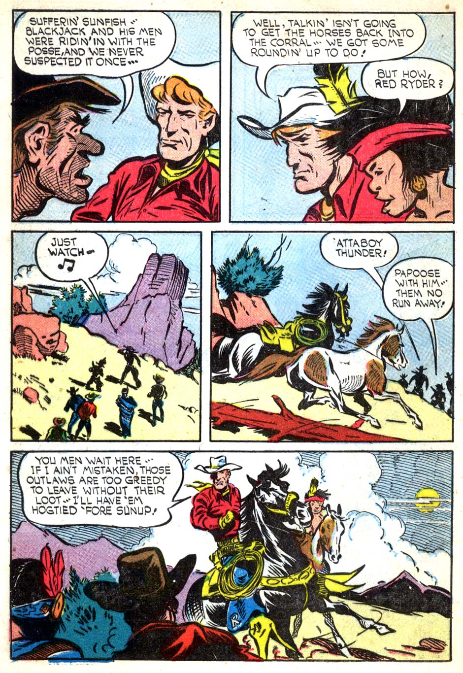 Four Color Comics issue 267 - Page 44