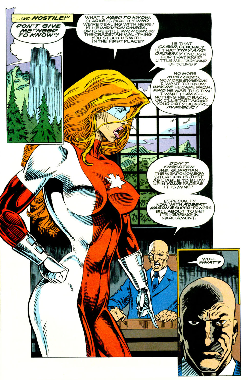 Read online Alpha Flight (1983) comic -  Issue #118 - 8