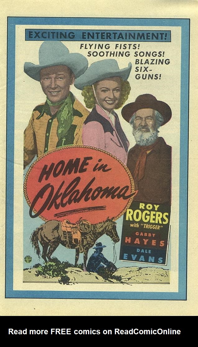 Read online Roy Rogers comic -  Issue #3 - 13