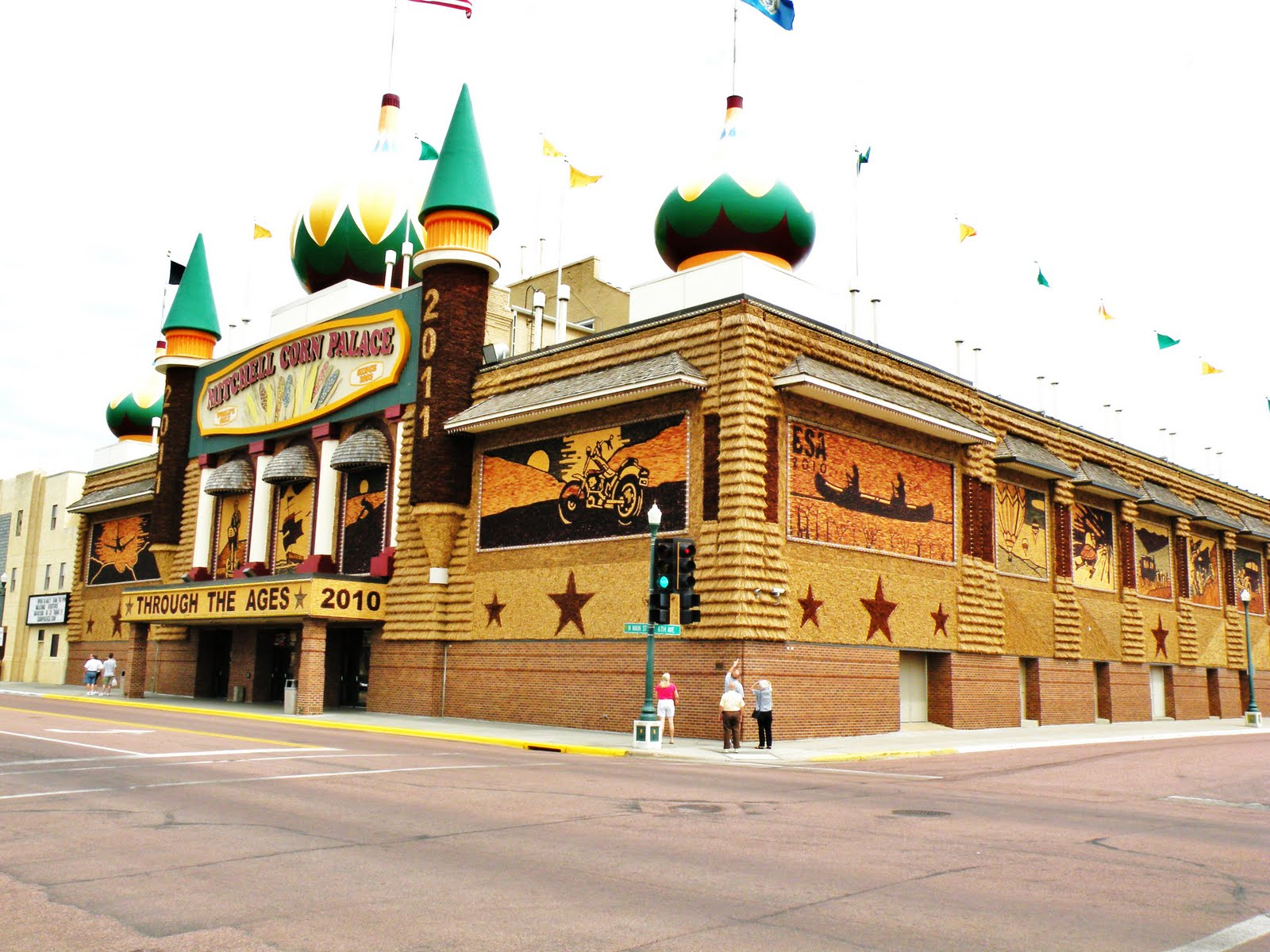 Sd Mitchell Cabela S Corn Palace Butterfly House