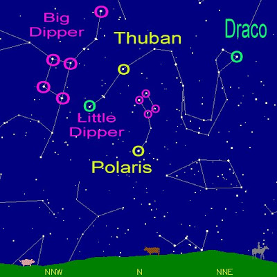 polaris star map - photo #4