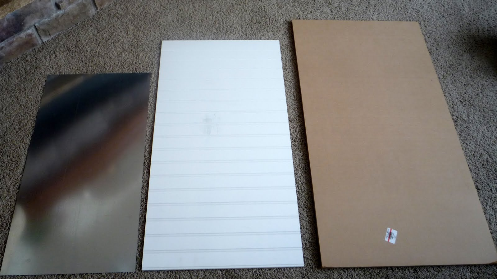 Crafty Sisters Large Magnetic Board