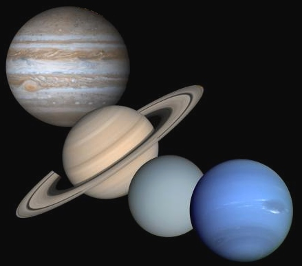 the outer planets moons - photo #19