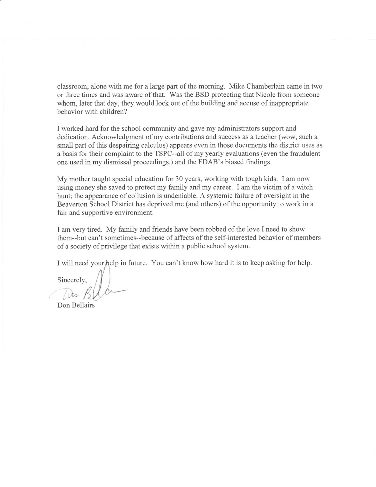 District Attorney Investigator Cover Letter | Teaching In The Shadow ...