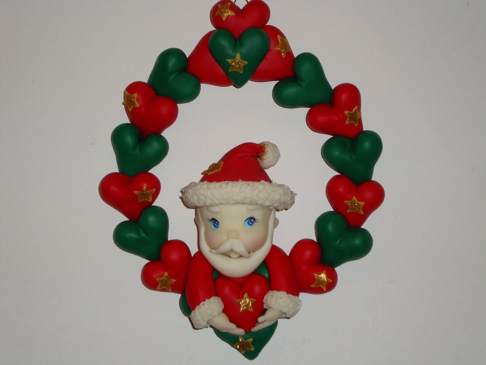 Cm arte y dise o adornos navide os for Disenos navidenos para decorar puertas