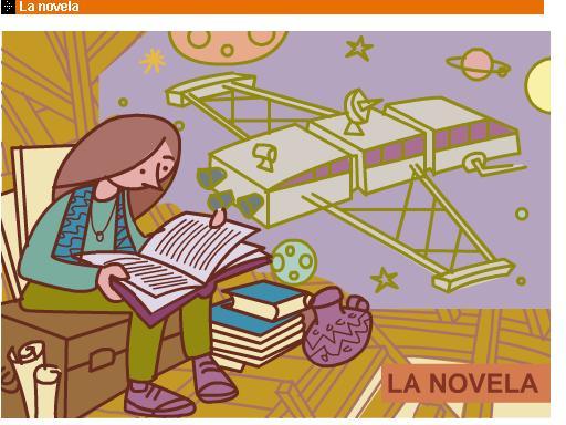 Elementos Y Características De La Novela Literatura 1