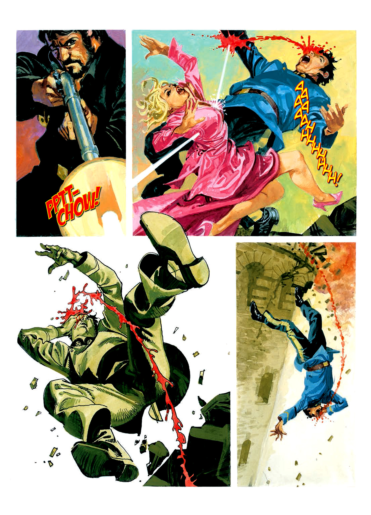 Read online Nikolai Dante comic -  Issue # TPB 10 - 180