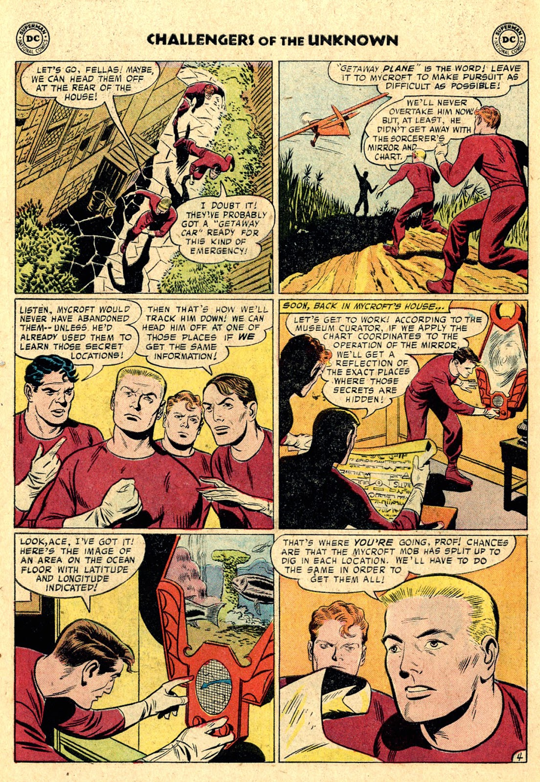 Challengers of the Unknown (1958) issue 3 - Page 6
