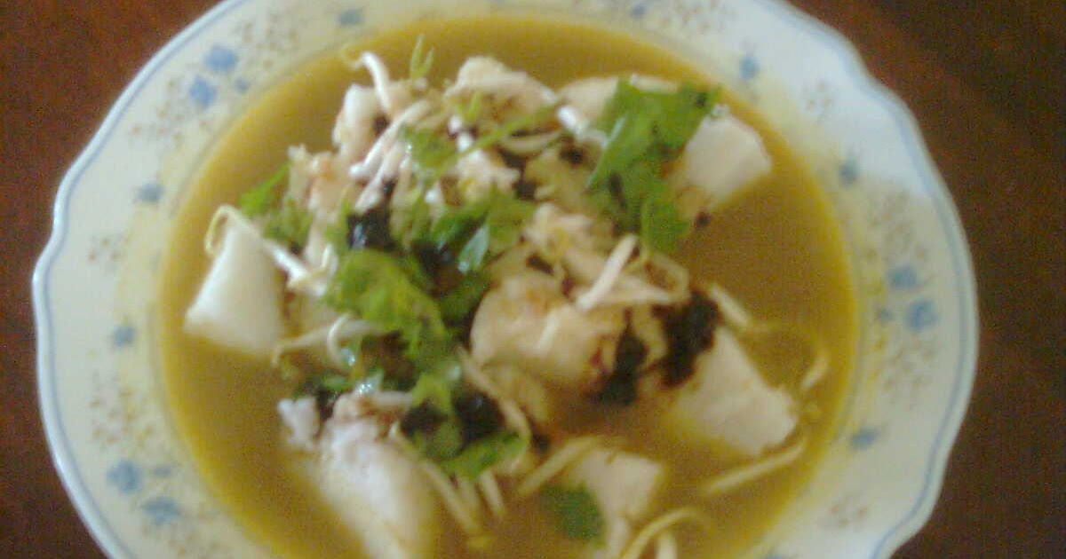 Dapur Ayuharlina Soto Ayam Jenama Adad