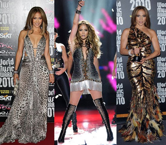 American Music Awards 2015: Jennifer Lopez wears 10
